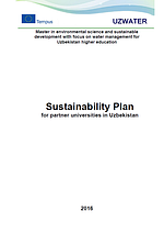 Uzwater: Sustainability Plan