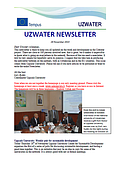Uzwater Newsletter no. 2.